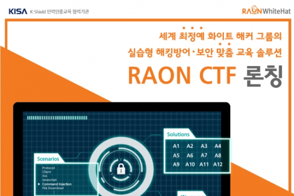 Raonsecure opens service for ethical hacker training