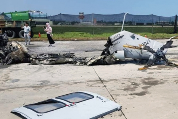 Mechanical defect may be to blame for marine chopper crash: experts