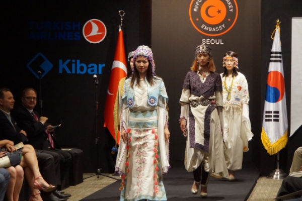 Turkey's diplomacy attracts with enchanting culture