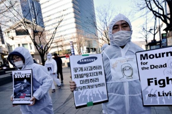 [Newsmaker] Samsung, victims agree to accept upcoming mediation on work-related illness
