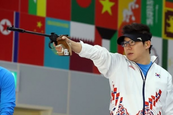 Veteran shooter enters final Asian Games with renewed determination