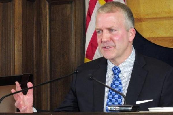 Two US senators to co-chair study group on Korea