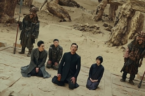 Ticket sales of 'Along With the Gods 2' surpass 6 mln on 5th day after release