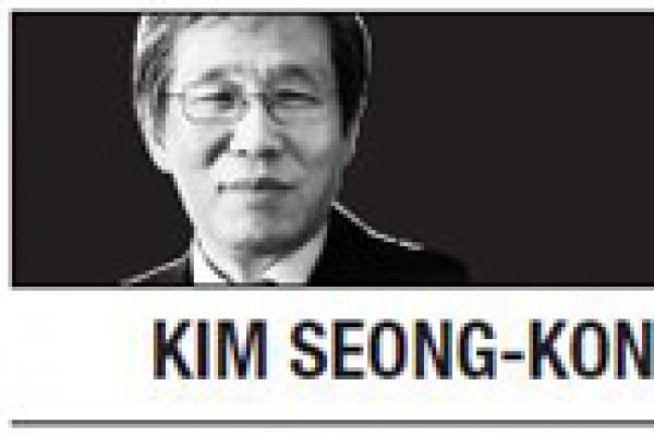 [Kim Seong-kon] Teaching Korean literature in US