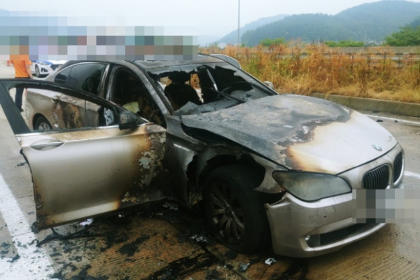 [Newsmaker] BMW Korea under siege over continued fires, customers seeking criminal charges
