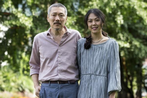 Hong Sang-soo, Kim Min-hee together in Locarno