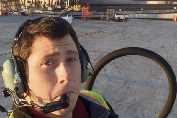 [Newsmaker] Blithe tone belied desperate actions of Seattle plane thief
