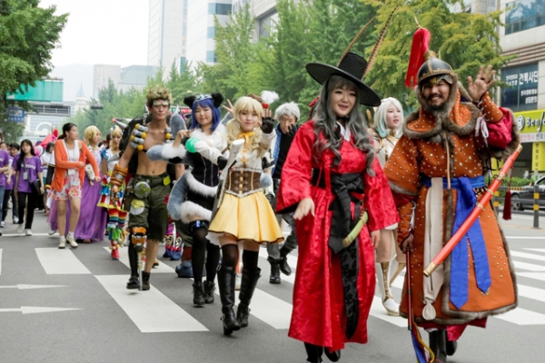 Characters to come to life at cosplay festival in Bucheon