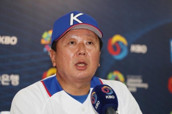 S. Korean baseball manager not taking any opponent lightly