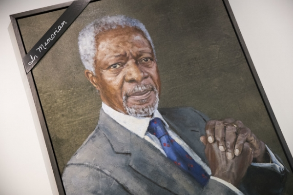 [Newsmaker] Annan's legacy of fighting for equality and rights lives on