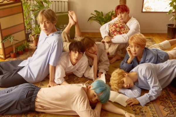 BTS releases track list for 'Love Yourself: Answer'