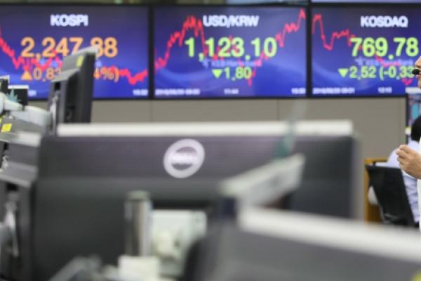 Weaker dollar eases S. Korea market woes