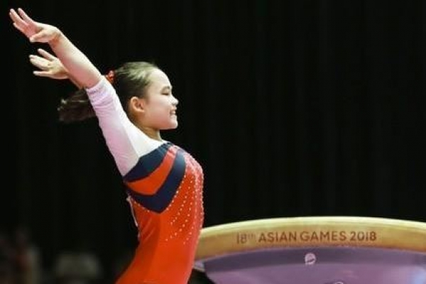 Korea picks up pace with 5 gold medals