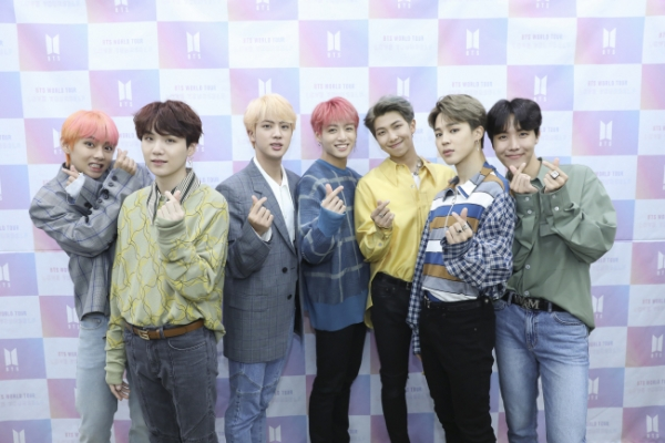 For BTS, priority for new album is fun, not rankings
