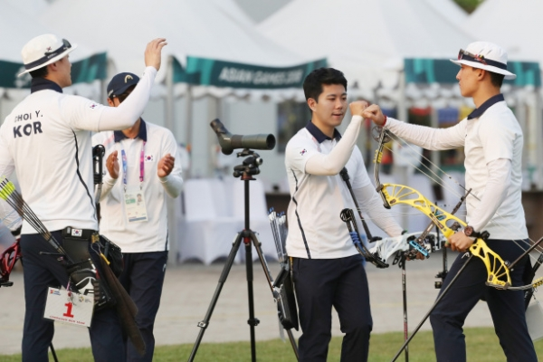 S. Korea set to go for compound archery gold sweep