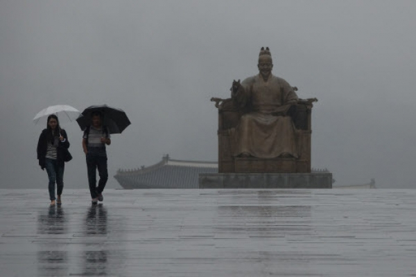 [Weather] Rain to pour down nationwide Monday