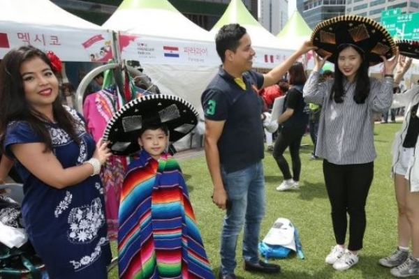 Seoul's largest multicultural festival to open this weekend