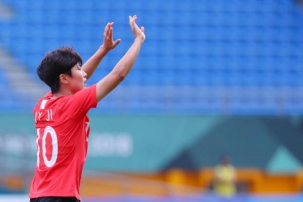 S. Korean women collect 3rd straight bronze in football