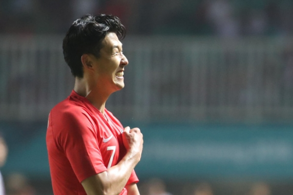 [Newsmaker] With gold, Son Heung-min on course for bright future