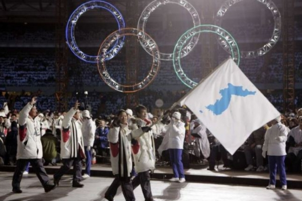 IOC chief hopes Koreas will march, compete together at Tokyo 2020: reports
