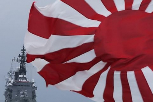 Japanese warships carrying controversial flag to join next month's Jeju fleet review