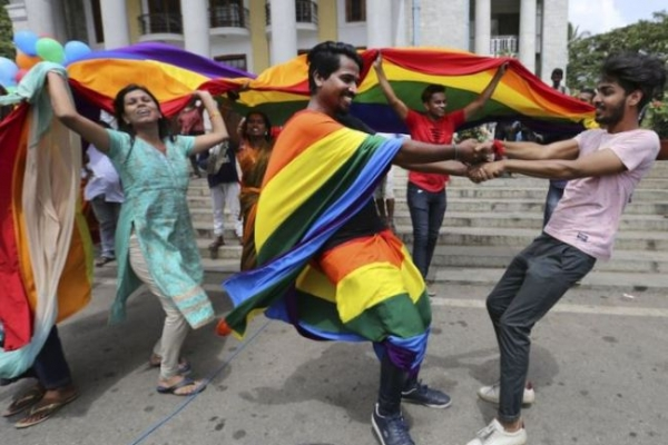 [Newsmaker] India's Supreme Court strikes down law that punished gay sex