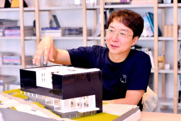 [Herald Design Forum] An architect who understands humans
