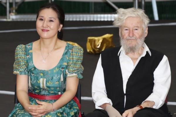 Achim Freyer's new 'Das Rheingold' unveiled