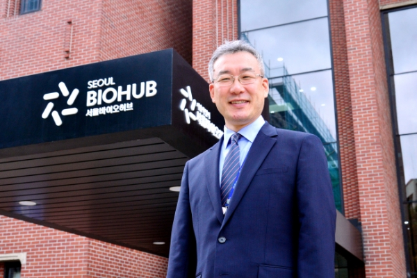 [Herald Interview] Seoul Bio Hub leads Korea's biotech cluster efforts