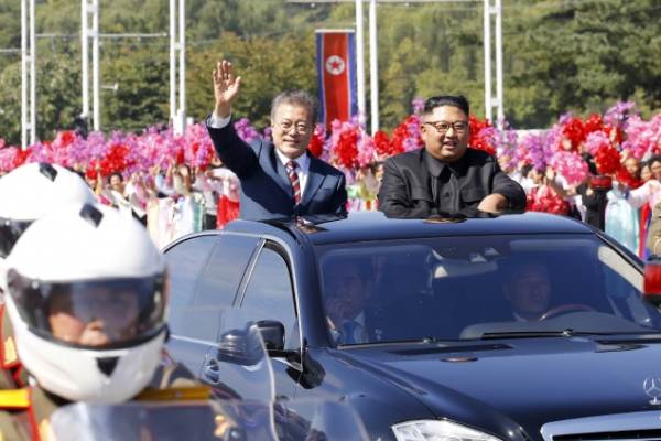 [Newsmaker] Live broadcast distinguishes 2018 Pyongyang summit