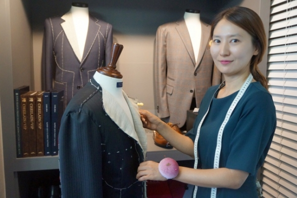 [Herald Interview] Bespoke suits tailored for comfort