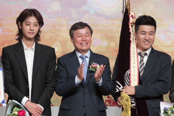 '2 Days & 1 Night' receives Presidential Citation for promoting tourism
