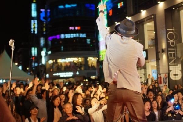[Weekender] In fall, Seoul offers bit of tradition, flair for fun