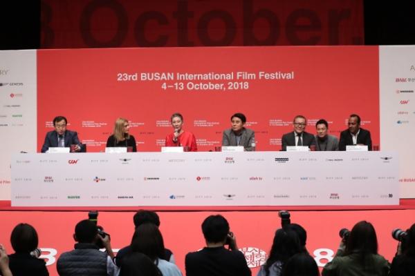 BIFF jurors seek fresh talent to shape the future of cinema