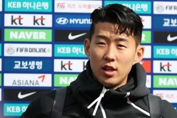 Son Heung-min says hectic schedule not a big problem