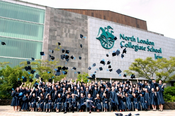 NLCS Jeju students head to top universities around the world