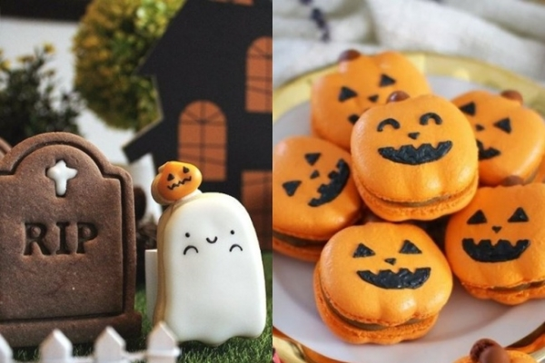 No tricks, only treats, at Seoul Dessert Fair in late October