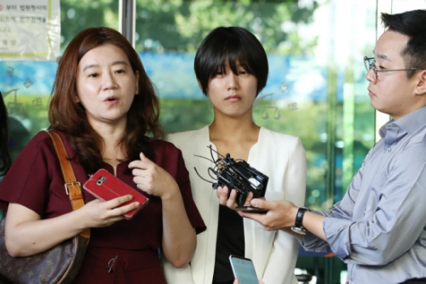 [Newsmaker] 'I just want to live an ordinary life': Yang Ye-won in court