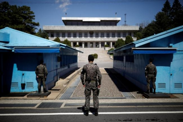 Two Koreas, UNC to discuss disarming Joint Security Area in DMZ