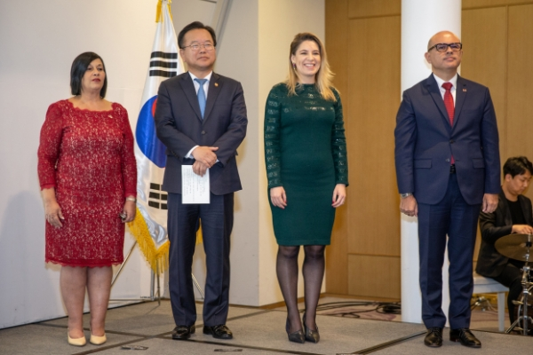 [Herald Interview] Costa Rica, South Korea kindred spirits in sustainability: first lady