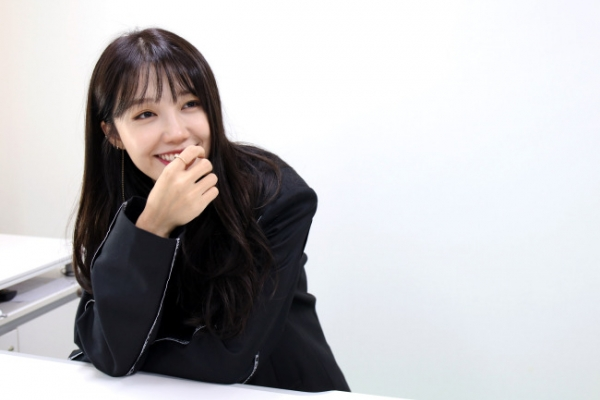 [Herald Interview] Jung Eun-ji says she sings to comfort herself
