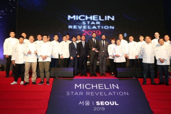 Latest list of Michelin stars in Seoul released