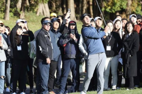 Brooks Koepka earns No. 1 ranking with PGA win in Korea