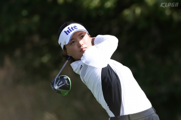 Korean Ko Jin-young wins LPGA's top rookie award