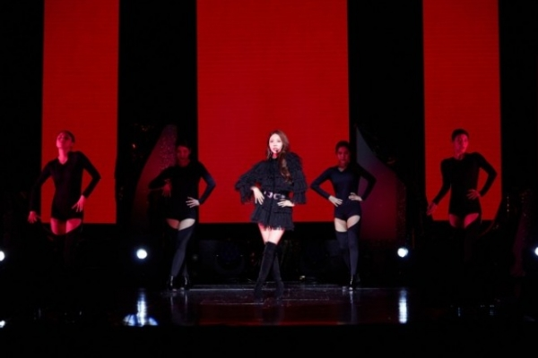 BoA sings female empowerment with 'Woman'