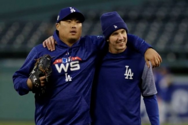 Dodgers' Ryu Hyun-jin takes loss in historic World Series start