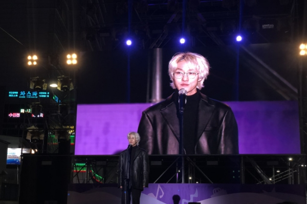 [Video] Zion.T at Busan One Asia Festival