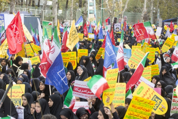 Iranians feeling US sanctions 'in their bones'