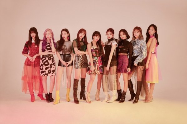 Twice's 'Yes or Yes' dominates digital charts