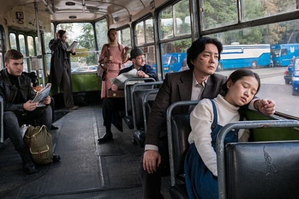 [Herald Review] 'Unfinished' human-interest story in form of political thriller